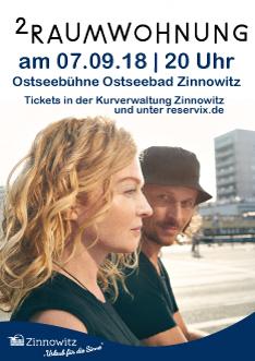 2Raumwohnung Ostseebühne Ostseebad Zinnowitz