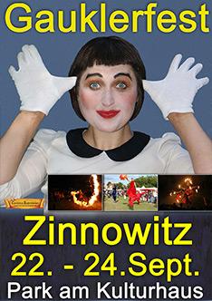 Gauklerfest Zinnowitz