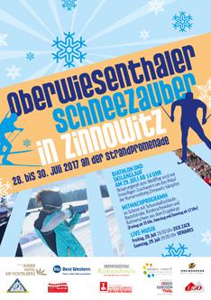 Oberwiesenthaler Schneezauber in Zinnowitz