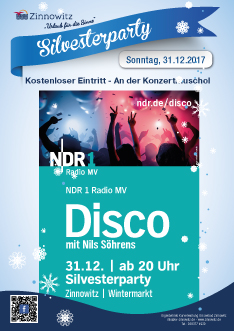 Zinnowitz NDR1 Silvesterparty