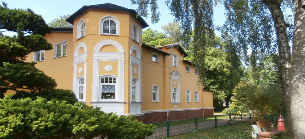 Haus Adlerhorst in Ostseebad Zinnowitz