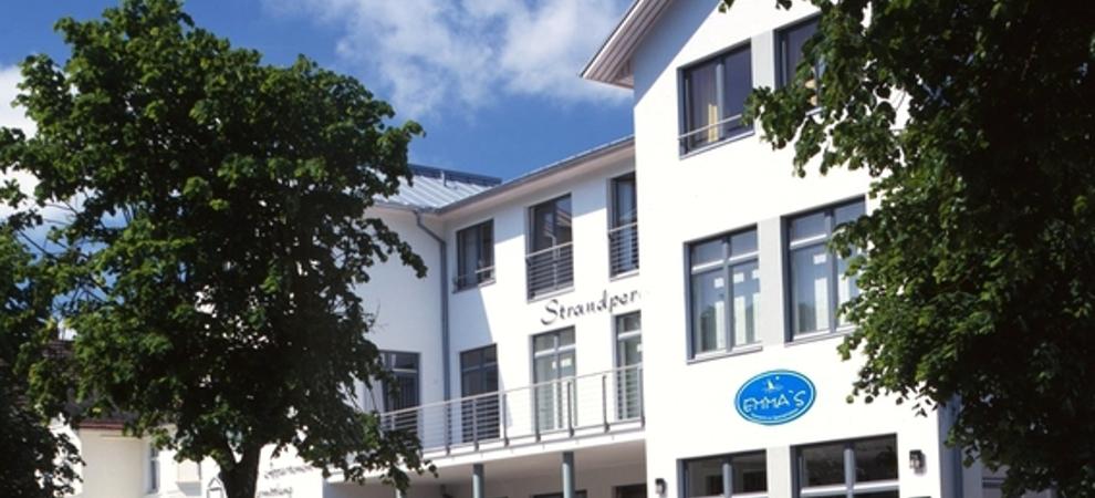 Homepage des Ostseebad Zinnowitz Haus Strandperle in