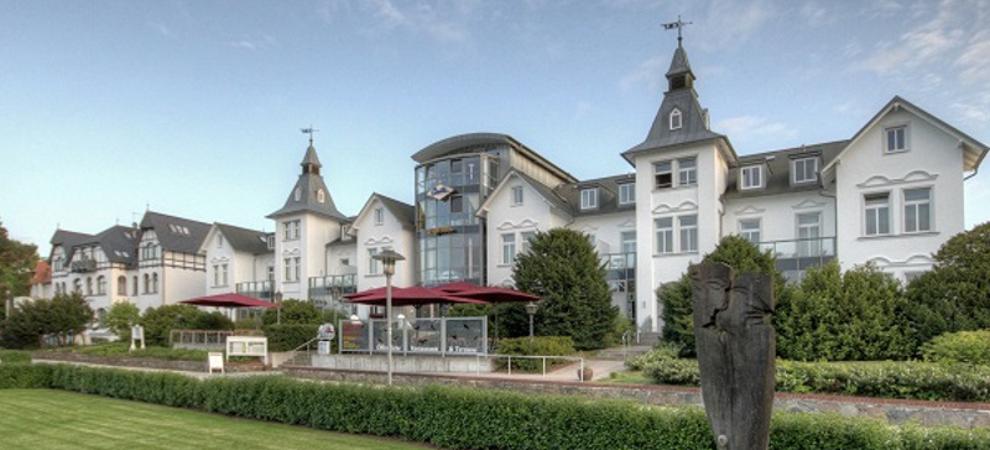 Homepage des Ostseebad Zinnowitz - Hotels - Ostseebad